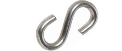 Крюк S-образный симметричный АРТ 814070