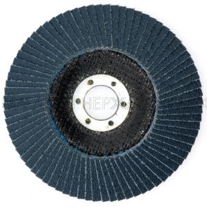 Круг лепестковый MOST 125х22 Р60 LAM Zirconium Standart