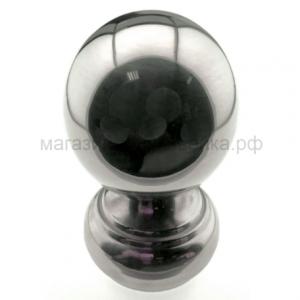 Верх стойки фигурный с шаром на трубу 50,8мм
