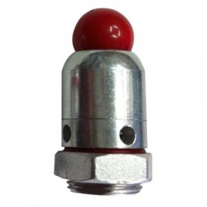 Клапан предохранительный М14 (алюминий)