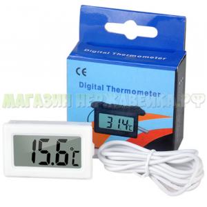 Термометр цифровой TРМ-10 термопара 5мм (провод 1м)